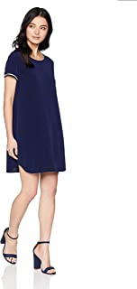 T I A N A B. Women's Petite T-Shirt Dress