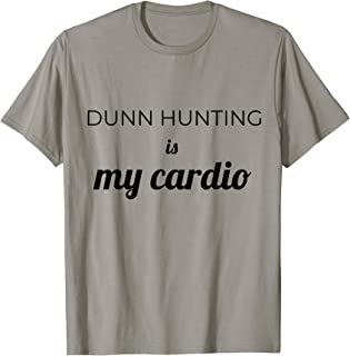 Dunn Hunting is my cardio t-shirt collector of Rae pottery