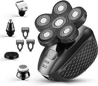Electric Razor for Men - Upgrade 5 in 1 Shavers for Men - Multifunctional Bald Head Shaver...