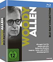 Woody Allen - Collection [Alemania] [Blu-ray]