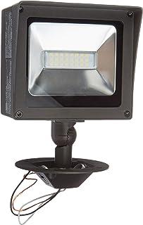 juno Lighting Group OLMF P1 40K 120 DDB HP17 M4 4K LED Adjustable Outdoor Security Flood Light, 4000K, 150 watts, Black