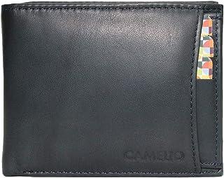 Camelio Navy Men's Wallet (CAM-BL-043)