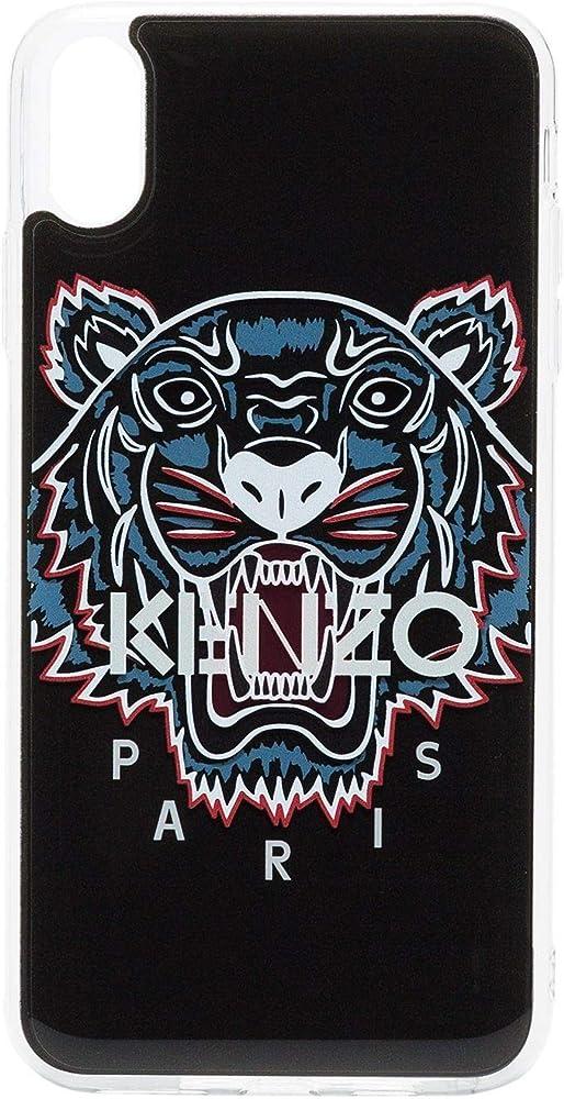 Kenzo luxury fashion,cover per iphone xs max,in poliuretano 100% FA5COKIFXTIG99