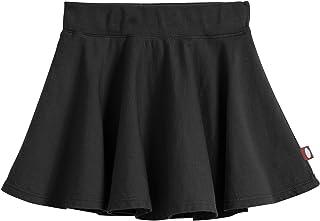 69290225ca City Threads Girls' 100% Cotton Twirly Skirt Skater Circle Skirt School or  Play