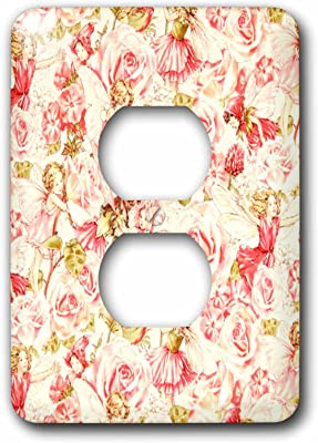 3dRose lsp/_14262/_6 Boxing Glove Pattern 2 Plug Outlet Cover