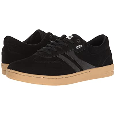 Globe Empire (Black/Gum) Men