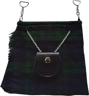 New AAR Ladies Shoulder Bags Scottish Kilt Tartan Bag Purse Handmade 4 Tartans
