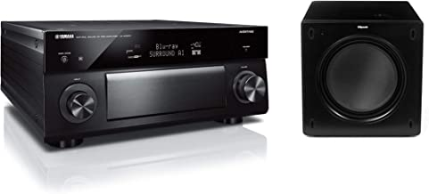 Yamaha CX-A5200 11.2 Channel Pre-Amplifier Bundled with (1) Klipsch SW-311 Subwoofer