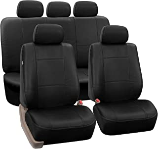 black vinyl bench seat covers