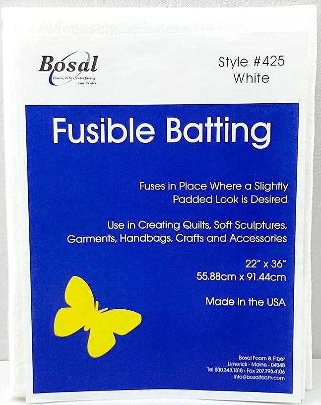Bosal Polyester Fusible Batting