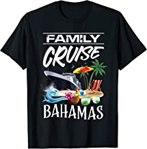 Bahamas Family Cruise Vacation Trip T-Shirt