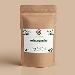 Raw Slices of Ashwagandha 100 gm|Increase Muscle Mass and Strength|Ancient Medicinal Herb