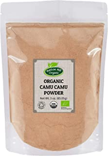 Organic Camu Camu Powder 3oz. by Hatton Hill Organic