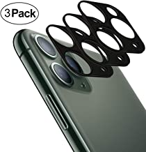 Suoman 3-Pack for iPhone 11 Pro Max Camera Lens...
