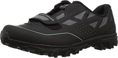 Pearl iZUMi Wohommes W X-ALP Elevate Cycling chaussures, noir, 39.0 M EU (7.5 US)