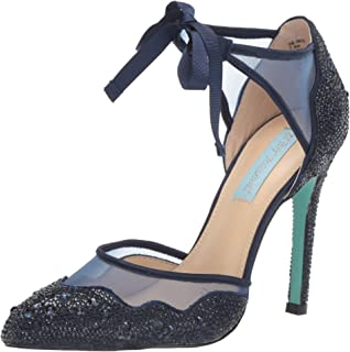 bef8ed0ea69 Amazon.com: Blue - Pumps / Shoes: Clothing, Shoes & Jewelry