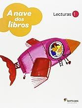 Lecturas 1 a Nave Dos Libros Os Camiños Do Saber Gallego Obradoiro - 9788499720845