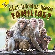 Tiempo para descubrir (Time to Discover) ¿Los animales tienen familias?: Do Animals Have Families? (Spanish Edition)