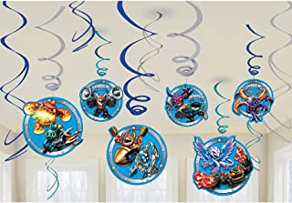 Skylanders Swirl Hanging Decorations