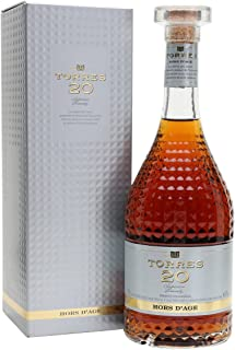 Torres 20 Hors d'Age Imperial Brandy mit Geschenkverpackung 1 x 0.7 l