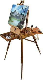 کیفیت هنرمند فرانسوی Easel ، چوب سخت ، فرش دستی