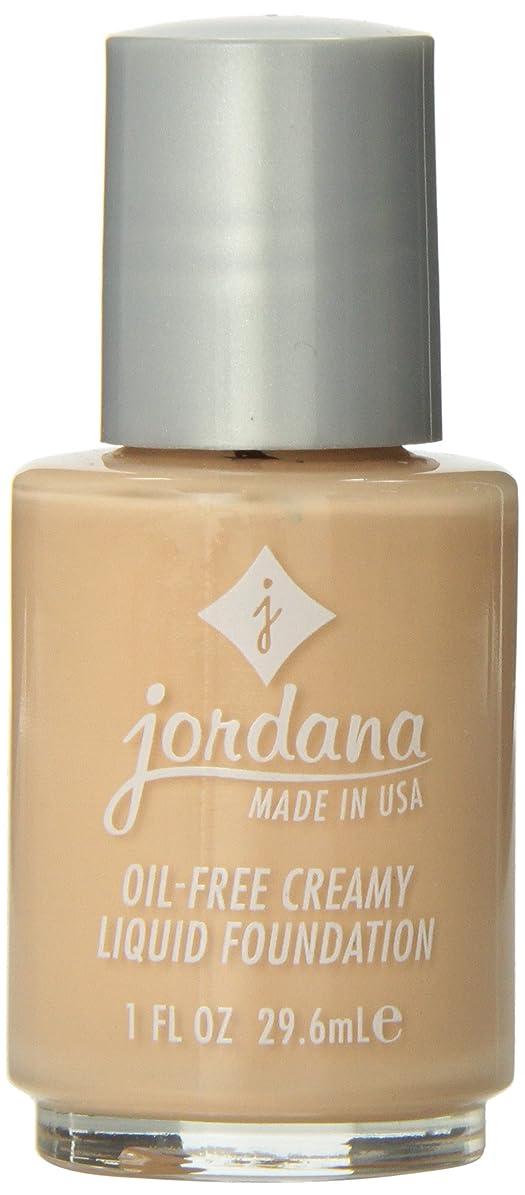数学ぼかす放牧するJORDANA Liquid Foundation - Sand (並行輸入品)