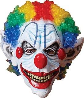 Forum Novelties - Sinister Mister Clown Mask