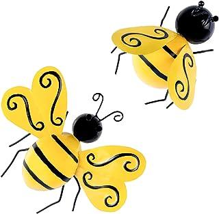 Hello Spring Bee Wall Art