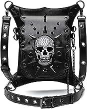 CVBGH Halloween Europese En Amerikaanse Steampunk Schedel Vrouwelijke Tas Messenger Bag Outdoor Locomotief Tas