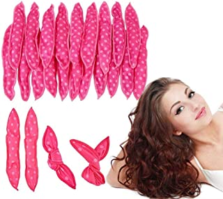 20 Pcs Foam Hair Rollers for Hair Curler, Soft Pillow Sponge Hair Curlers Sleep Styler, No Heat Flexible Mini Travel Curly...