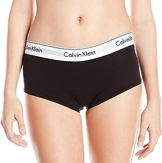 (カルバンクライン) Calvin Klein レディース ボクサーパンツ MODERN COTTON [F3788] BOYSHORT ブラック [001]