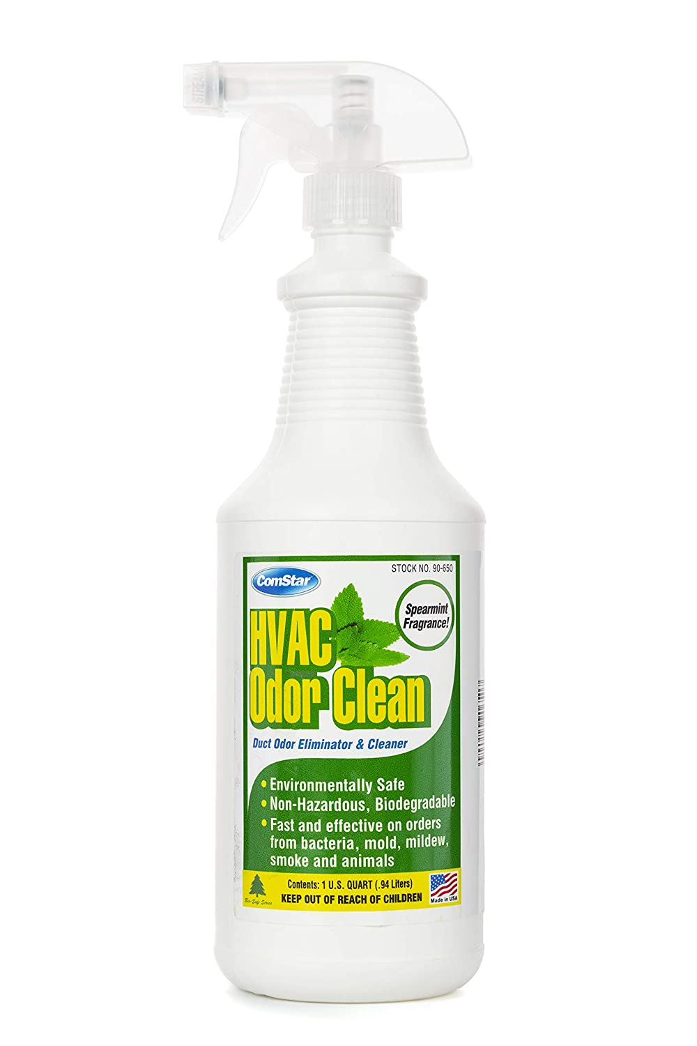 Comstar 90-650 HVAC Super beauty product restock quality top Odor Clean 32 Cleaner OFFicial site Eliminator fl