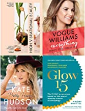 High vibrational beauty [hardcover], everything [hardcover], pretty happy and glow15 collection 4 books set