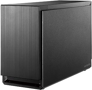 I-O DATA HDD 外付けハードディスク 4TB ミラーリング(RAID1)/2ドライブ/USB3.0/静音ファン付 HDS2-UTX4.0