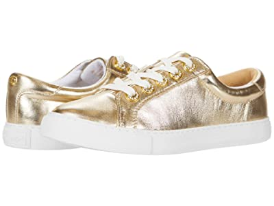 Lilly Pulitzer Lux Hallie Sneaker (Gold Metallic) Women