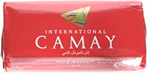 International Camay By P&G Classic Soap Pack of 3 X 125 GMS