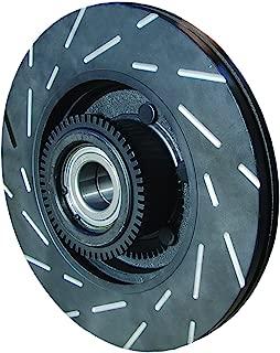 EBC Brakes USR7218 USR Series Sport Slotted Front Rotor - Set Of 2