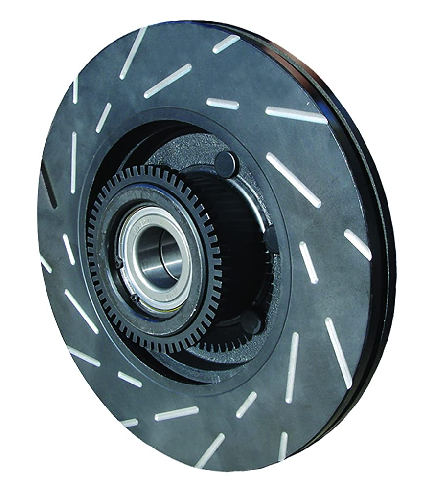 EBC Brakes USR1190 USR Series Sport Slotted Rotor
