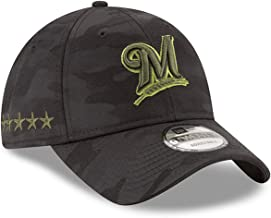New Era Milwaukee Brewers Basic 59FIFTY Fitted Cap 11591137