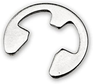 Zodiac Replacement Polaris Stainless Steel E-Clip 5-Pack - 9-100-5110