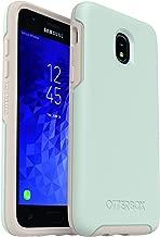OtterBox Symmetry Series Case for Samsung Galaxy J7 (2018) / J7 2nd gen / J7 V 2nd gen / J7 Refine - Non-Retail Packaging - Muted Waters