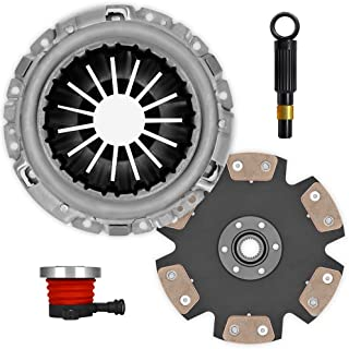 AT Clutches Stage 4 Clutch kit for 2003-2008 Nissan 350Z & Infiniti G35 K-06-082
