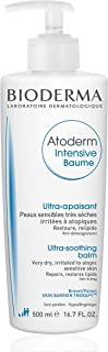 Bioderma Atoderm Intensive Ultra-Soothing Balm for Very Dry Sensitive to Atopic Skin, 500ml