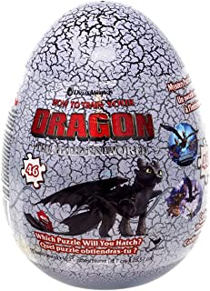 How to Train Your Dragon Puzzle Egg