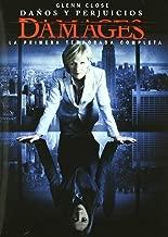 Daños Y Perjuicios (1º Temporada) (Import Movie) (European Format - Zone 2) (2010) Glenn Close; Rose Byrne;