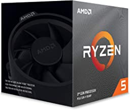AMD Ryzen 5 3600XT 6-core, 12-threads unlocked desktop processor with Wraith Spire cooler
