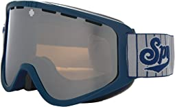 c91de1608b2b3 Spy optic touring primer grey grey with blue spectra
