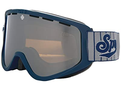 Spy Optic Woot (Big Leagues Bronze w/ Silver Spectra+Persimmon) Goggles