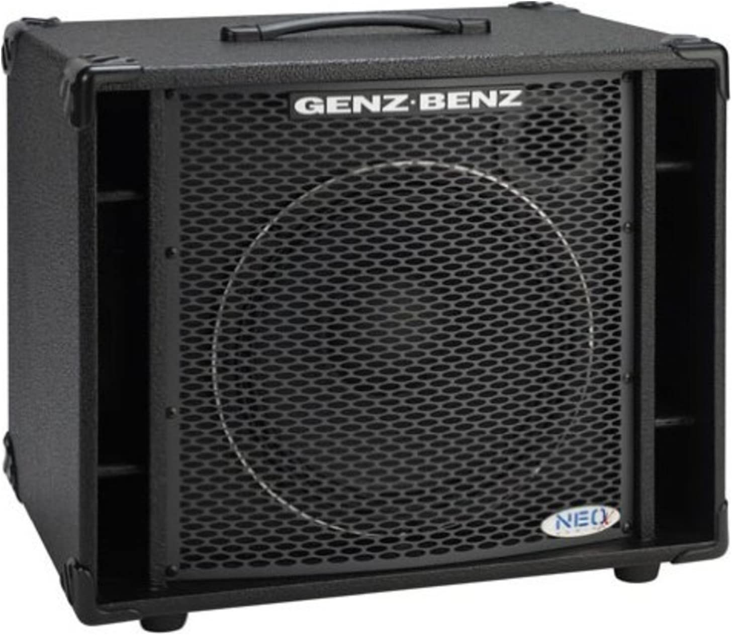 Genz Benz Neox OFFicial store NEOX-112T 1 x Cabinet Inches Free shipping / New Amplifier 12 Bass