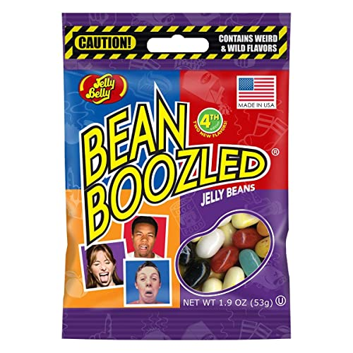 f9128101611 Jelly Belly 1.9 oz. Bean Boozled Bag